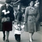 1945 Grannie Eric Lillian New Westminister