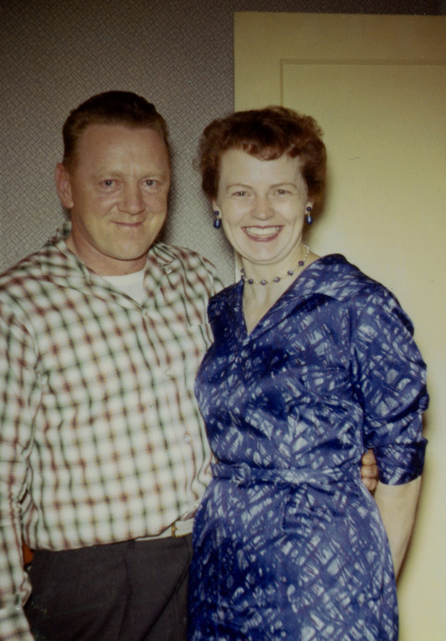 1960 Chester and Gladys Padget