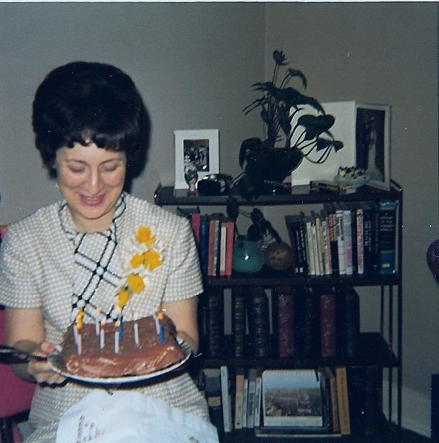 1971 Shirley's Birthday on Balmoral