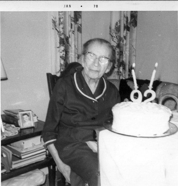 Emily Wilson 92nd Birthday